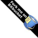 Fork me on Bitbucket